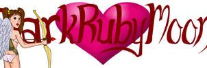 DarkRubyMoon Valentine Banner by DarkRubyMoon