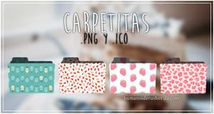 Carpetas |Pack