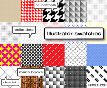 Illustrator Swatches