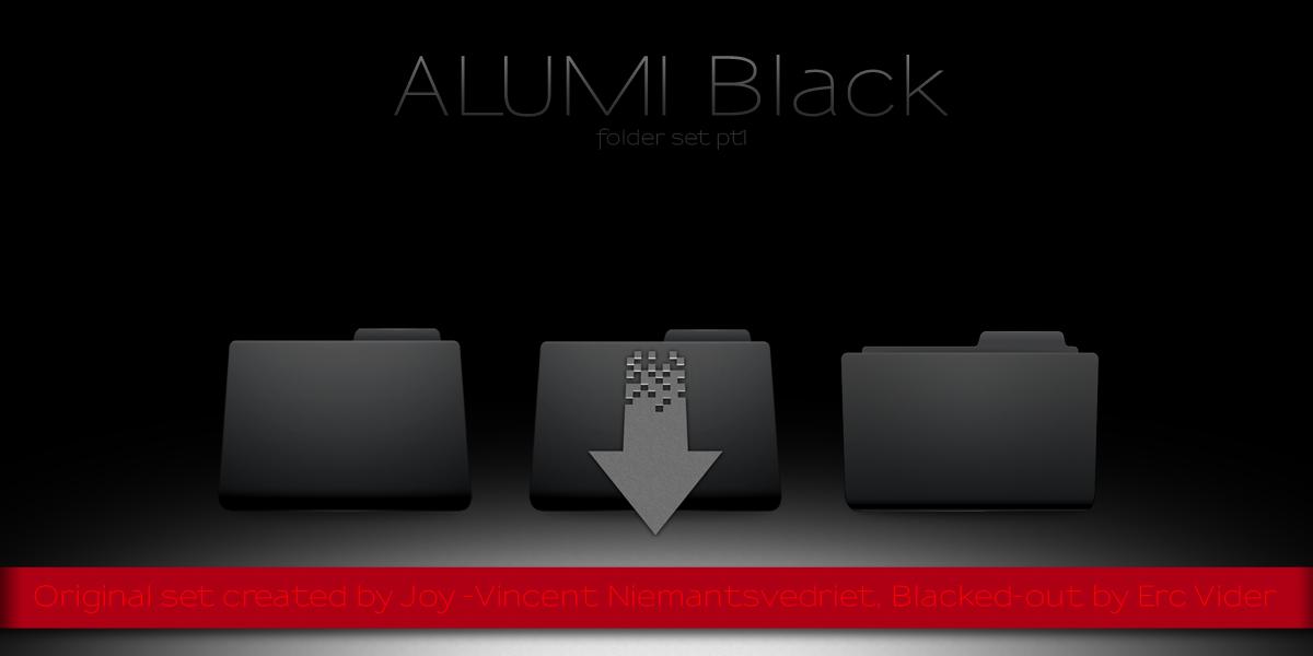 ALUMI Black