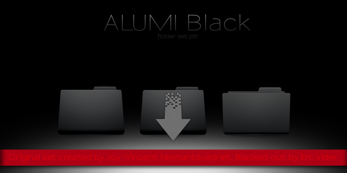 ALUMI Black by endless13