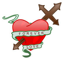 ForeverLove - Heart by fenixproductions
