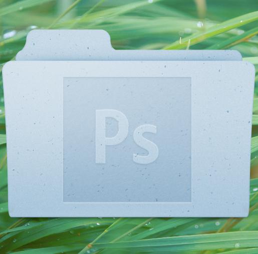 Photoshop Projects Folder by MrBlackkcalBrM