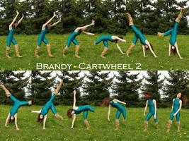 JBF Cartwheel 2 by geoectomy-stock