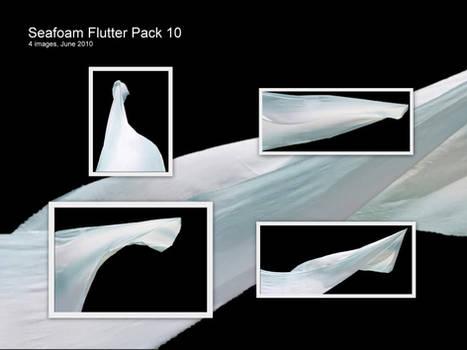 JBS Seafoam Flutter Pack 10
