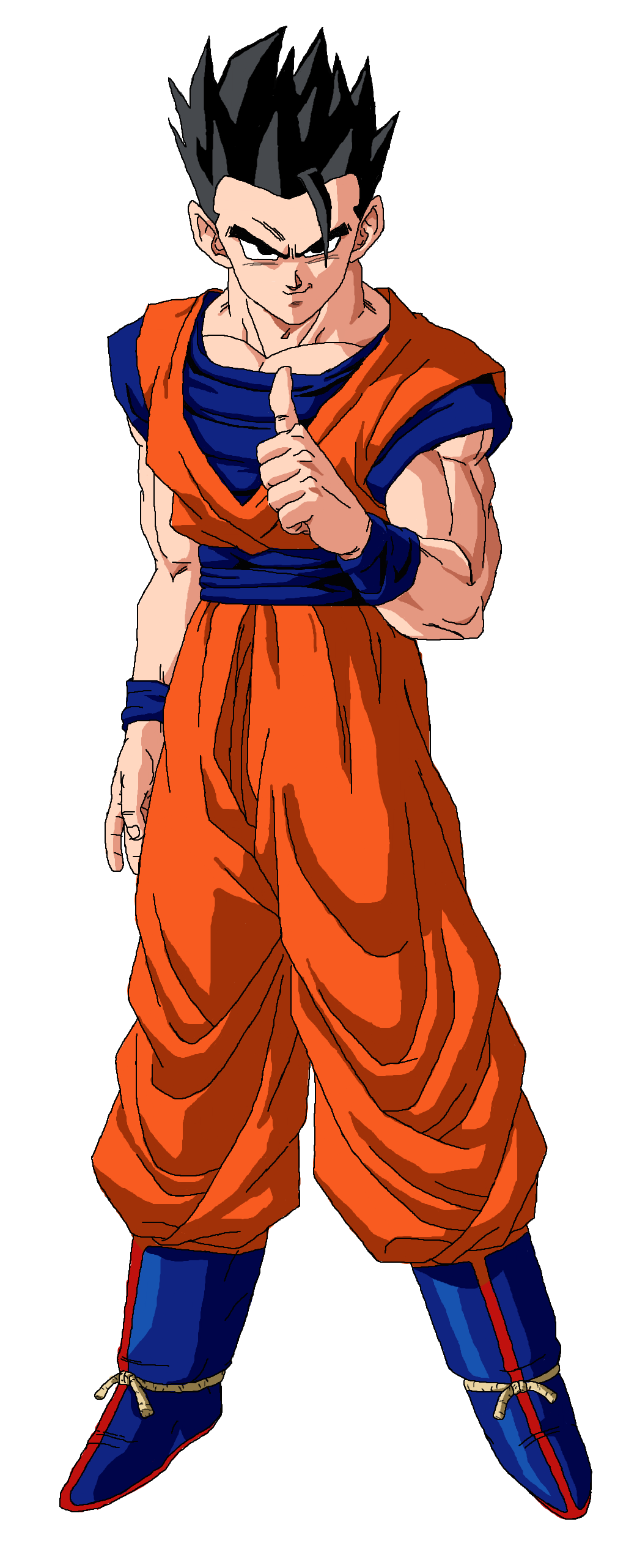 Ultimate gohan vs kid buu post by all for one on aug 13 2015 at 1254pm altavistaventures Choice Image