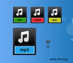 Audio file type