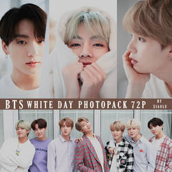BTS - White Day PHOTOPACK 72P