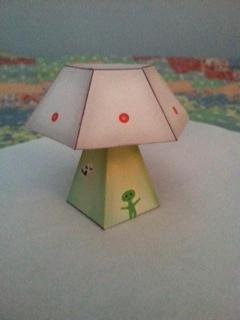 Papercraft UFO by JJ444