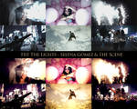 Hit The Lights - Selena Gomez and The Scene PSD