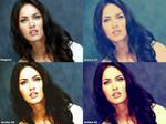 Megan Fox Action Set