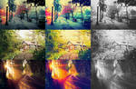 Landscapes PSD