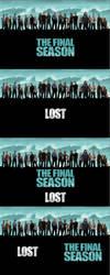 Lost: The Final Season walls by cristomac24