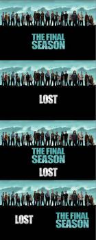 Lost: The Final Season walls