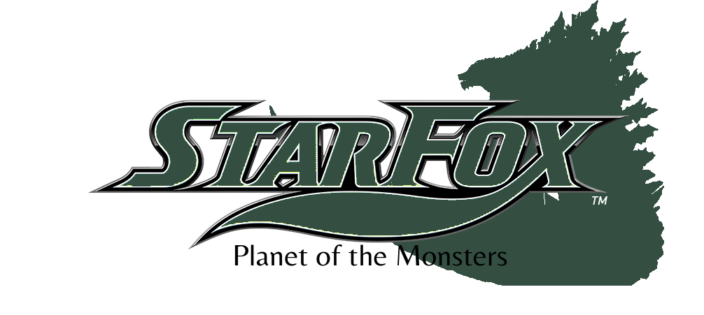 Star Fox: Planet of the Monsters - Logo by dinoaaron526 on