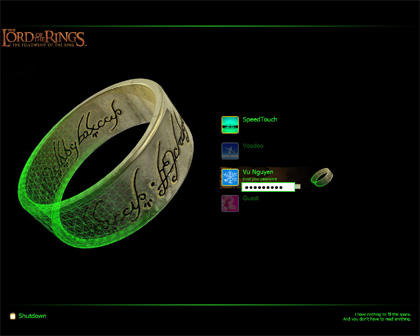 Lord of the Rings 1280x1024 by voodoo411