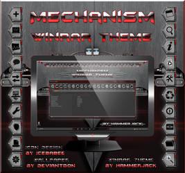 Mechanism Winrar theme... by mTnHJ