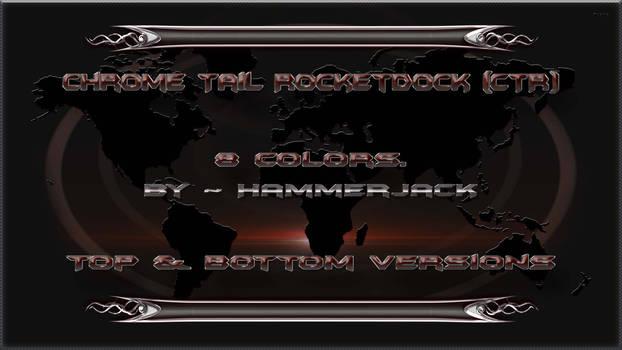 Chrome Tail Rocketdock by ~ HammerJack