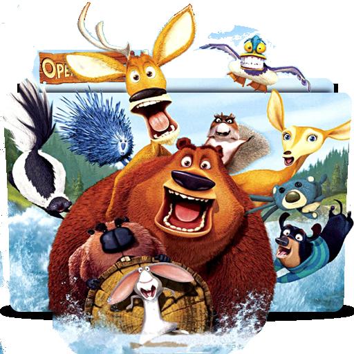 Open Season 1 Folder Icon By Dead Pool213 On Deviantart