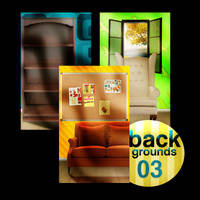 Pack Backgrounds Premades by ShexMe