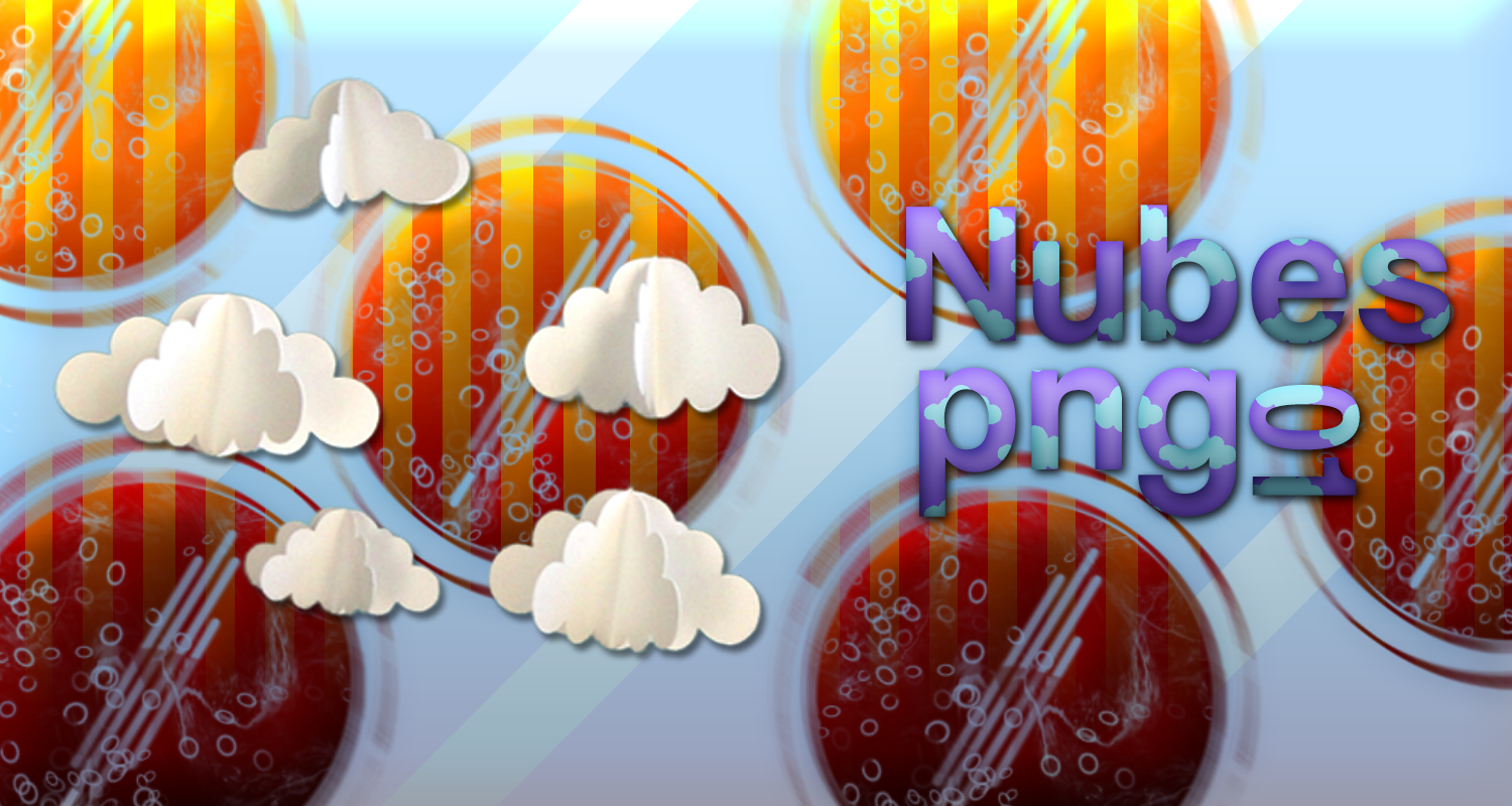 Nubes Png by ShexMe