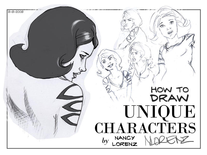The Ultimate Character Design Book Pdf : How to draw unique characters by napalmnacey on deviantart
