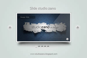 slide psd Studio Zano by JKakaroto
