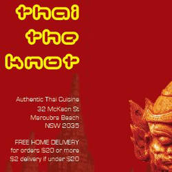 Thai The Knot by subpiXel