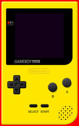 VBA: Gameboy Pocket by VixenFinder