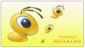 Ant's Icons by Dseo