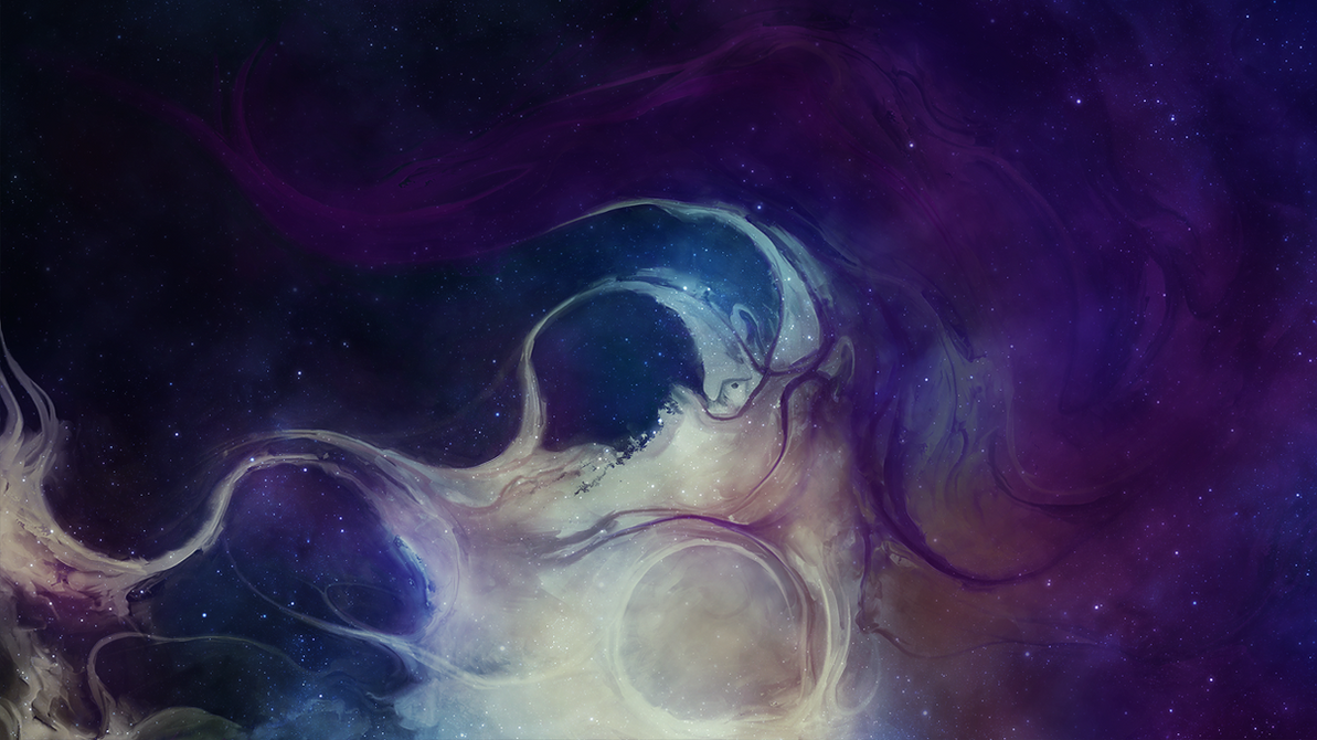 Wave Nebula by kybel