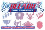Gotei 13 Brushes