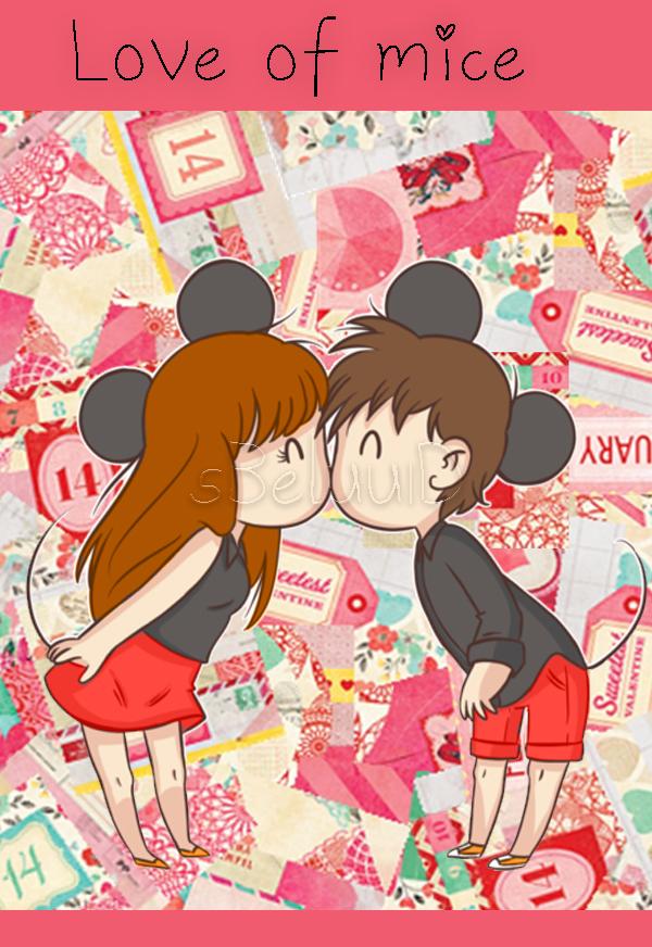 Love of Mice by Beluu1D