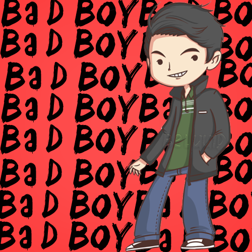 Bad Boy by Beluu1D