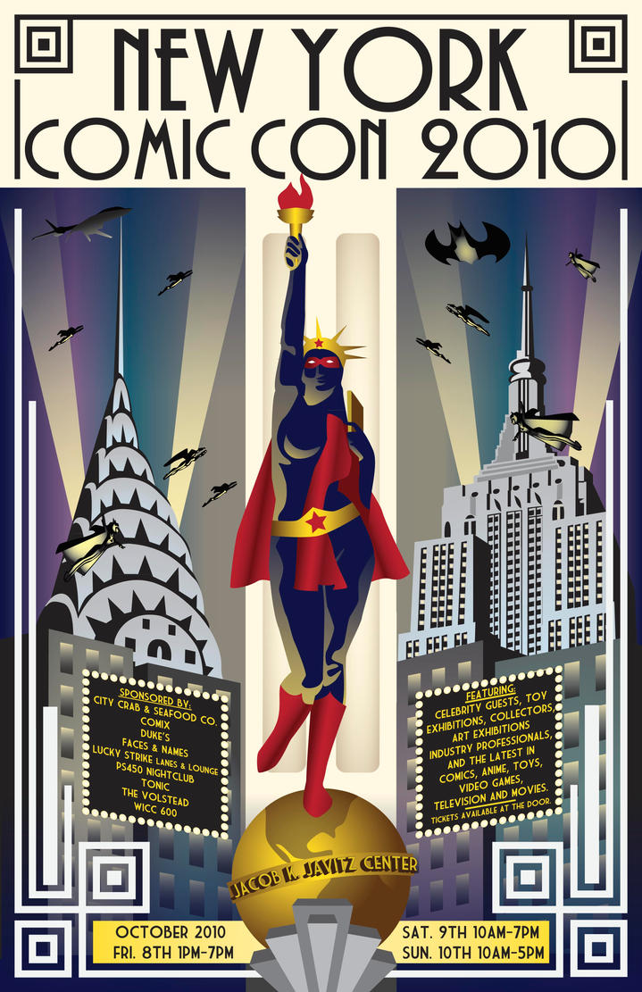 Art Deco Poster by Ares23 on DeviantArt