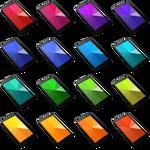 Google Design - UI Color Palette (no logo)