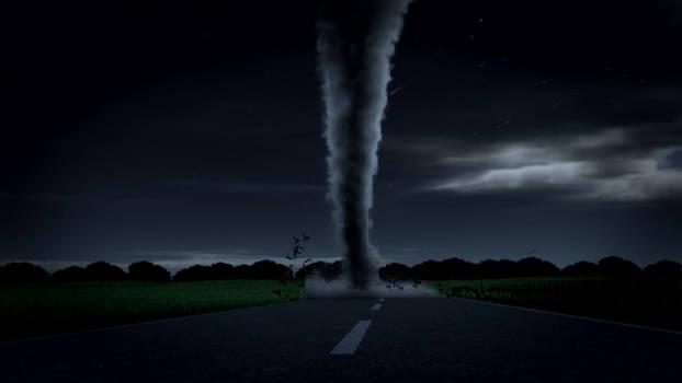 Tornado - Final Animation