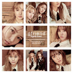 ++ Photo Pack 001 | GFRIEND Fingertip Teaser