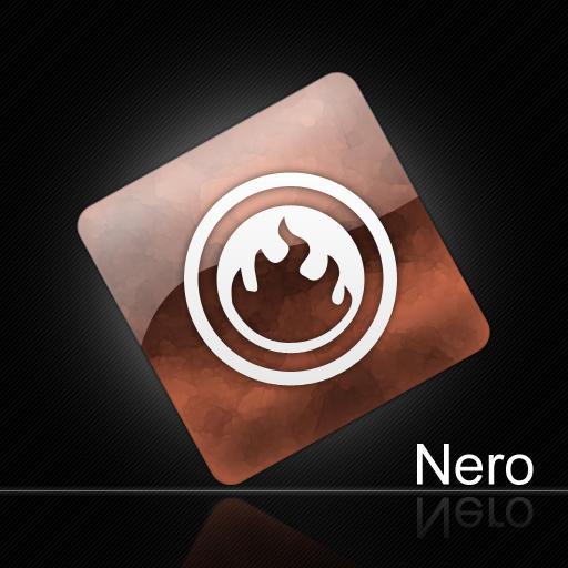 Icon NeroBuriningRom by bisiobisio