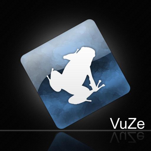 VuZe ex Azureus  Icon by bisiobisio