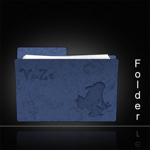 Vuze ex azureus Folder by bisiobisio