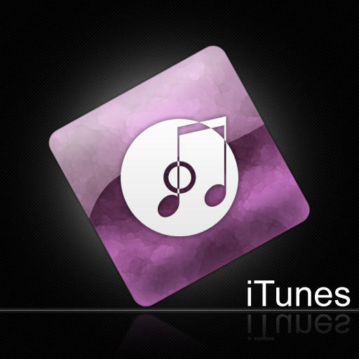 iTunes icon by bisiobisio