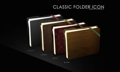 classic folder icon by bisiobisio