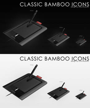 classic bamboo icons