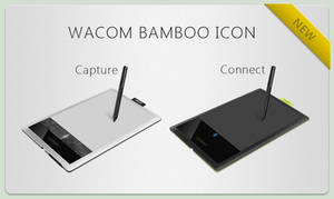 New Wacom Bamboo Icons