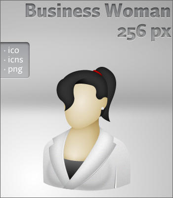 Business Woman by wilsoninc