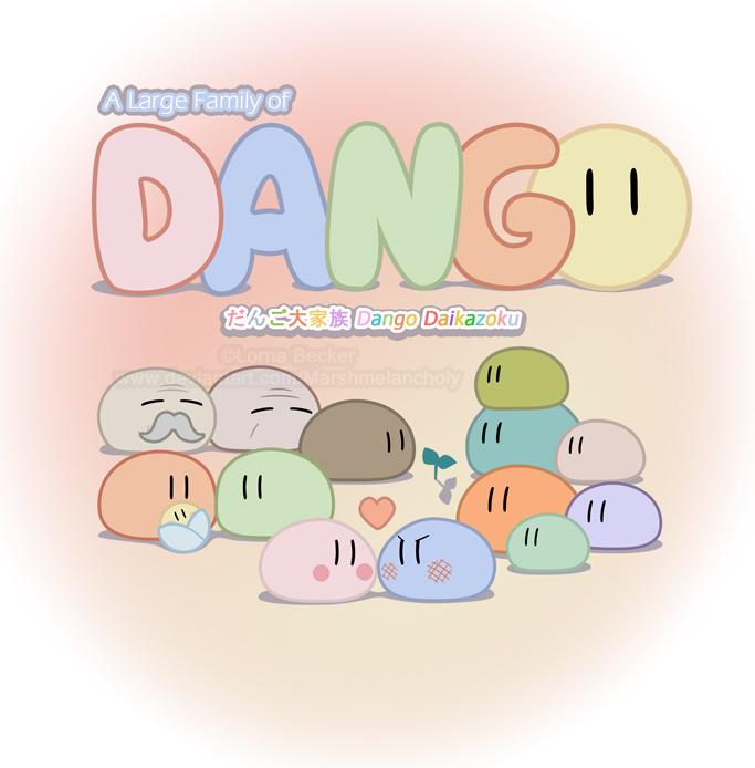 Dango Daikazoku Singable English Lyrics By Polar Moon101 On