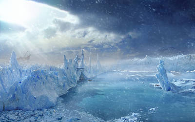 Arctic Expedition by 19-10