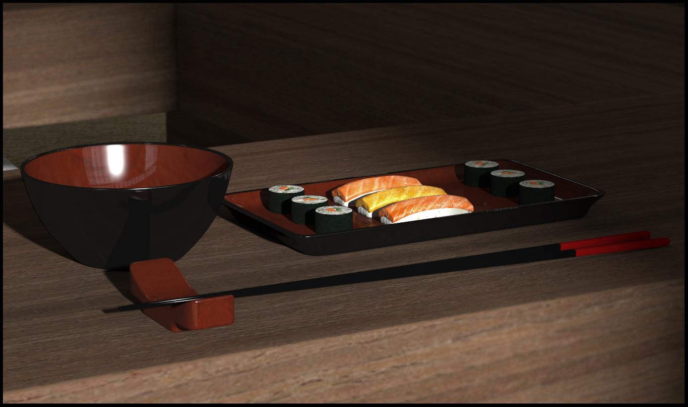 Sushi [Free Download]