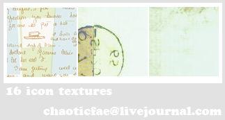 Postage Textures